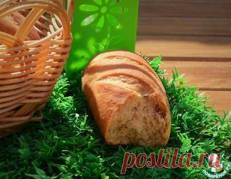 Ячменно-кукурузные хлебные булки – кулинарный рецепт
