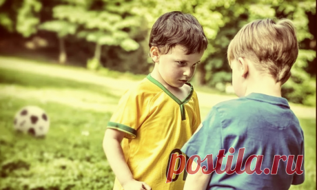Нужно ли учить детей давать сдачи | Ребята-дошколята | Яндекс Дзен
