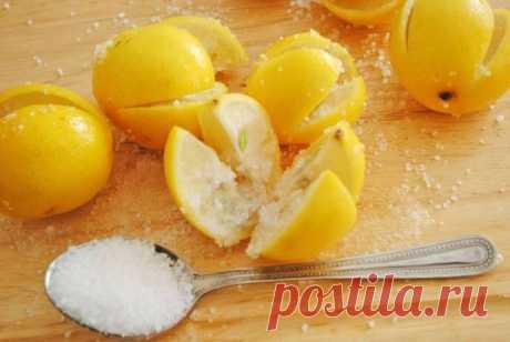 Соль с лимоном по углам от плохой энергии в доме