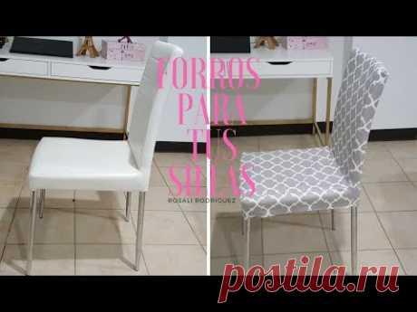 FORROS PARA SILLAS / CHAIR COVER