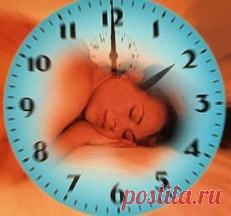Посмотрите, что происходит внутри нашего тела в ночные часы: