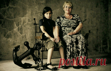 Как матери губят жизнь своим детям   Ребята-дошколята   Яндекс Дзен