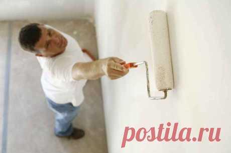 Стоит ли штукатурить гипсокартон под покраску — Строительство и отделка — полезные советы от специалистов