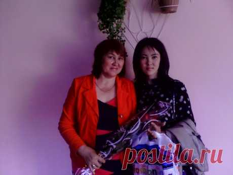 Айнура Раева