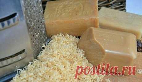 Неожиданное применение копеечного хозяйственного мыла