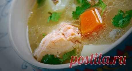 Узбекский рыбный суп        Этот узбекский суп немного напоминает рыбную шурпу. Готовится он очень быстро и просто, но результат вас точно приятно удивит. Он получается наваристым, с ярким насыщенным вкусом и ароматом. Ва…