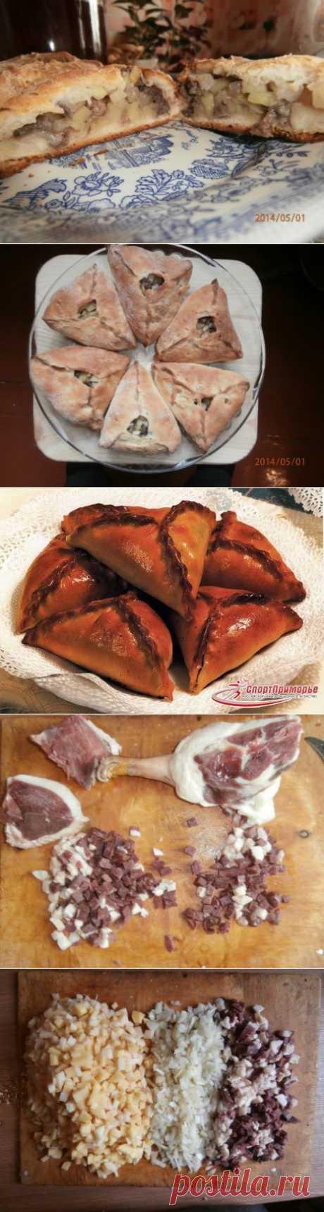 (+1) тема - Татарская кухня: ӨЧПОЧМАК | Любимые рецепты