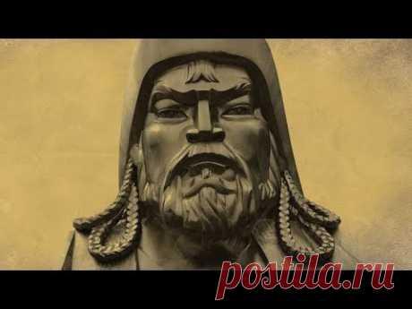Жизнь Чингисхана (рассказывает этнограф Константин Куксин) - YouTube
