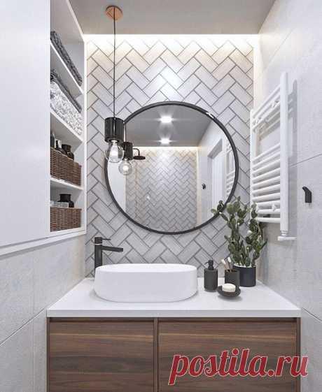 Дизайн ванной комнаты площадью 2 кв. м: идеи интерьера на 86 фото — IVD.ru