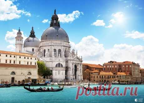 Мадонна делла Салюте в Италии