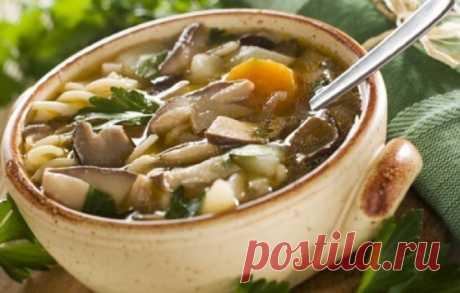 5 зимних супов