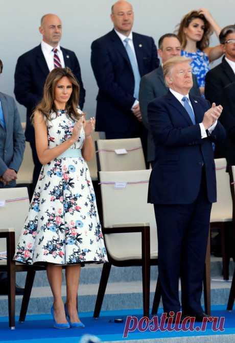 Мелании Трамп: Что мы знаем о первой леди США