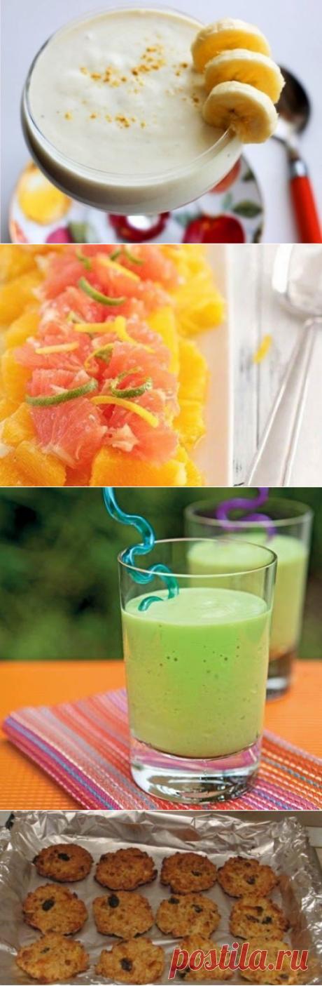 6 рецептов вкусных и полезных завтраков