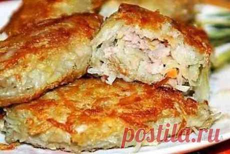 Как приготовить картофельные колдуны с мясным фашем
