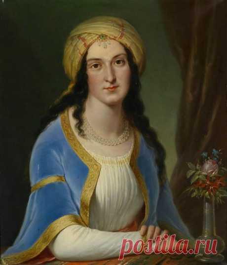 Грасси Йозеф Мария (Grassi Joseph Maria) - австрийский художник-портретист