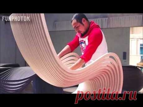 20 Amazing Wood Products and WoodWorking Projects You MUST See   FunPhotOK Channel 2018