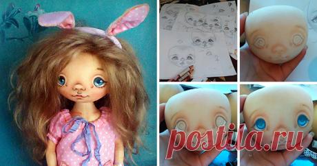 Роспись лица текстильной куклы: 1000 и первый способ У меня часто спрашивают, как я расписываю личики своим куклам и есть ли у меня такой мастер-класс. Для создания полноценного, а тем более платного мастер-класса я не созрела, да и на Ярмарке очень…