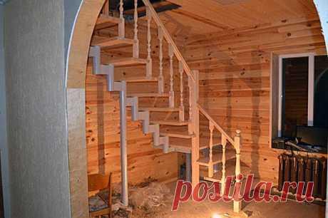 Модульные лестницы, монтируются за 1 день