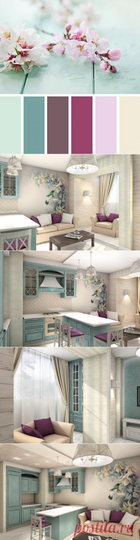 Красивый прованс - Дизайн интерьеров | Идеи вашего дома | Lodgers