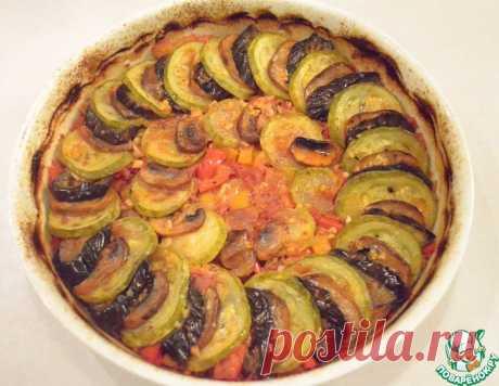 Рататуй – кулинарный рецепт