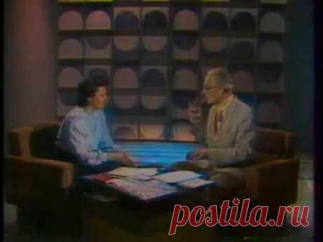 К.П. Бутейко дает интервью в студии Часть 4