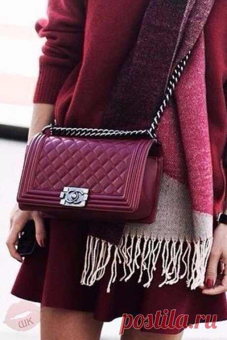 Марсала - божественный оттенок. Нравится? ❤ #looksimaFashion #style #instalook #lookoftheday #модныйобраз #стиль