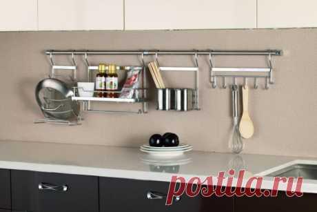 Полезные советы, как рационально организовать кухню!