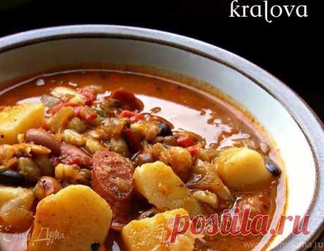 Тосканский суп | Официальный сайт кулинарных рецептов Юлии Высоцкой
