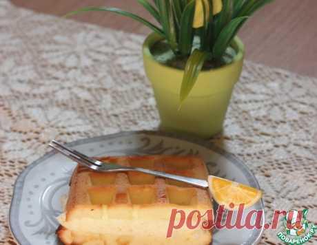 Вафли на сгущенном молоке – кулинарный рецепт