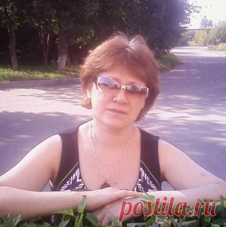 Любовь Пономарева