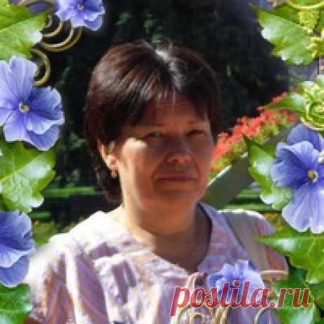 Галина Батурова