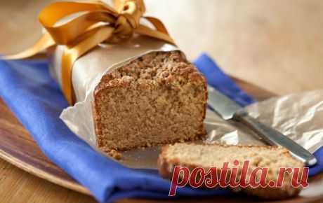 Лимонно-имбирный хлеб   Такой душистый хлебушек особенно вкусно подавать теплым, со сливочным маслом или мягким сыром...   Ингредиенты:  Показать полностью…