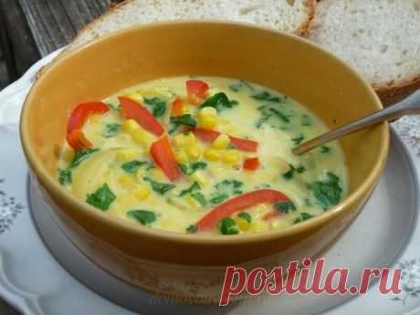 11 рецептов супов с кукурузой. Пошаговые рецепты с фото | Народные знания от Кравченко Анатолия