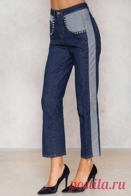 Когда джинсы маловаты - мы можем их расширить...   Шитье мое - выкройки, рукоделие   ВКонтакте
