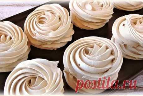 Зефир на желатине – пошаговый рецепт с фотографиями