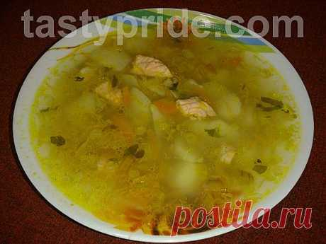 """Fish soup from red fish """"Столичная"""".Первые dishes. Recipes. The best dishes."""