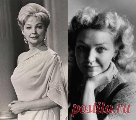 Шесть советских актрис потрясающей красоты из 60-70-х годов, о которых мечтали многие мужчины | The-ПИПЛ | Яндекс Дзен