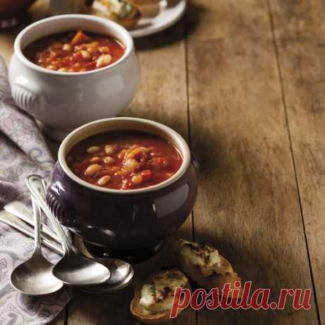 Суп из чечевицы с грибами и суп с фасолью: рецепт как приготовить | EverydayMe Russia