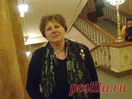 Наталья Лагутенко