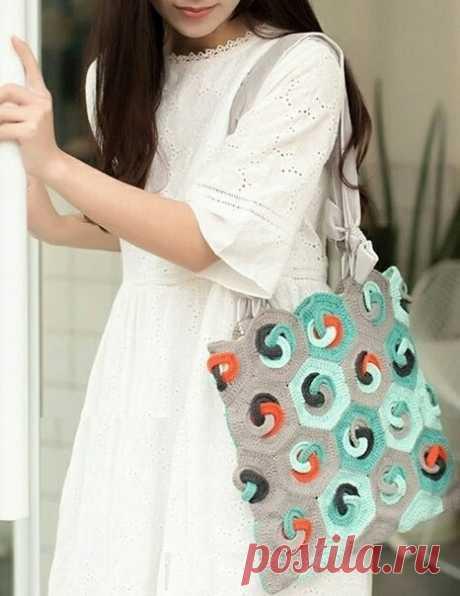 Японская сумка DIY