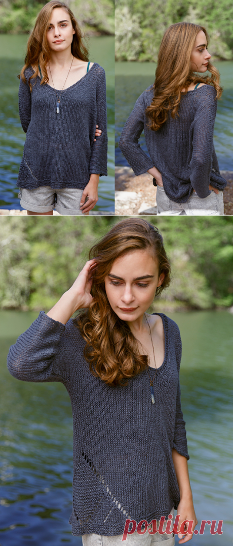 Summer pullover of Nouri | STAY-AT-HOME
