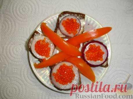 50 рецептов праздничных бутербродов.