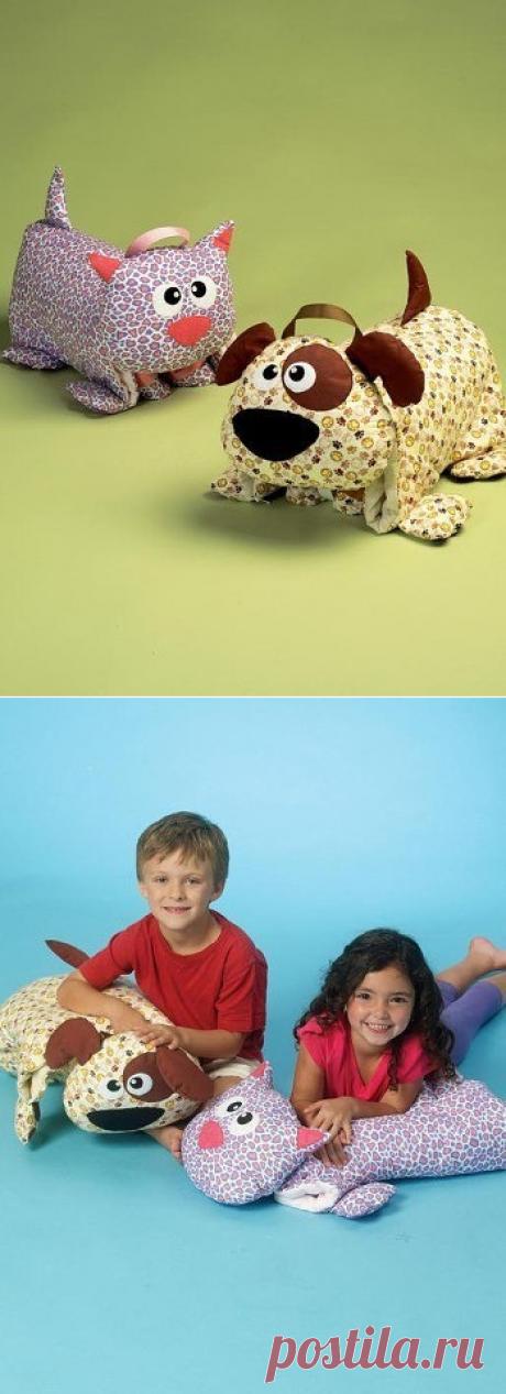 Детские сборные матрасики