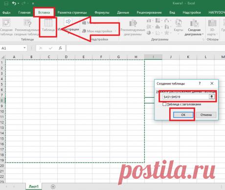 Эксель (Excel) для чайников: работа с таблицами, графиками, сортировкой данных и математическими расчетами
