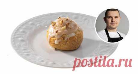 Советское пирожное «Орешек». Версия 2.0 – «Еда»