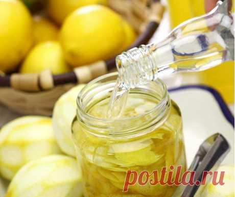 идеальный лимончелло: рецепт от знакомой итальянки