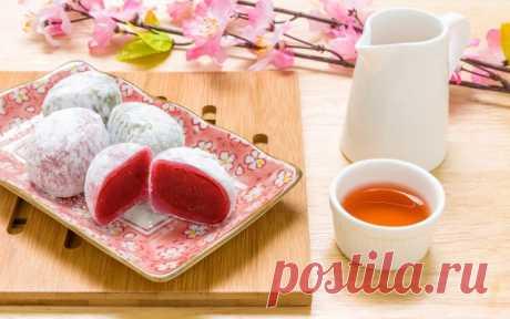 Японский десерт Моти: рецепт приготовления   Все буде добре