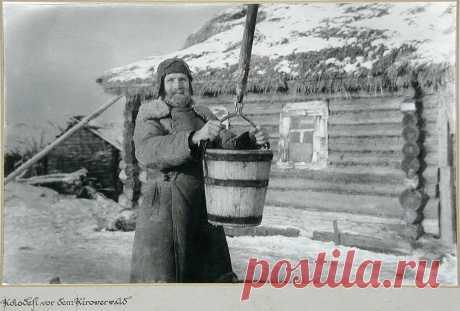 НЕМЕЦКИЕ ФОТОГРАФИИ РУССКОЙ ДЕРЕВНИ 1942-1943 ГГ