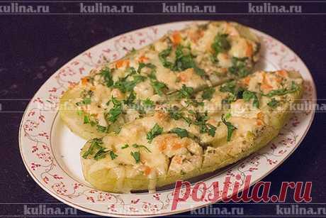 Кабачки в духовке – рецепт приготовления с фото от Kulina.Ru