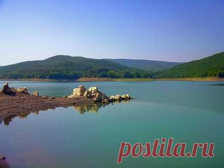 Все водохранилища Крыма | WPRISTAV.RU | Яндекс Дзен